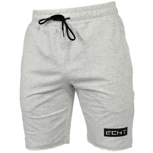 Shorts - Men Jogging Shorts (White)