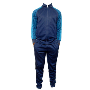 Men's Training Tracksuit - Navy