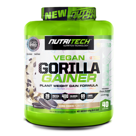 Vegan Gorilla Gainer - Kong Cookie 4Kg