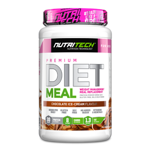 Diet Meal - Her Choc Ice-Cream -1Kg