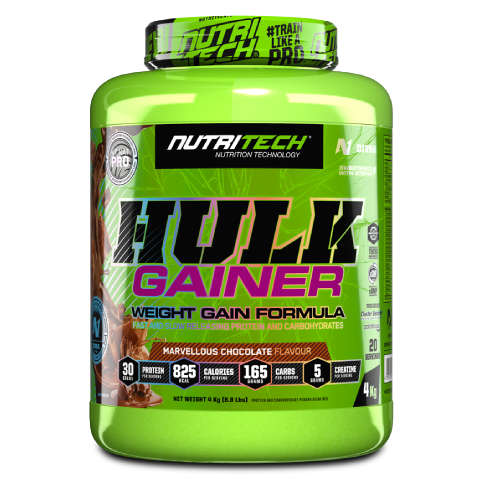 Hulk Gainer - Marvellous Chocolate - 4Kg