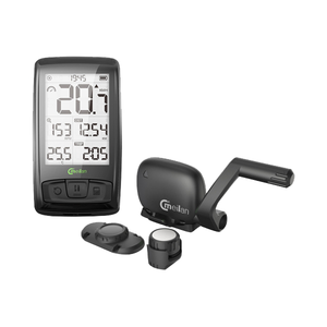 Wireless Bike Computer Cycling Stopwatch Speedometer