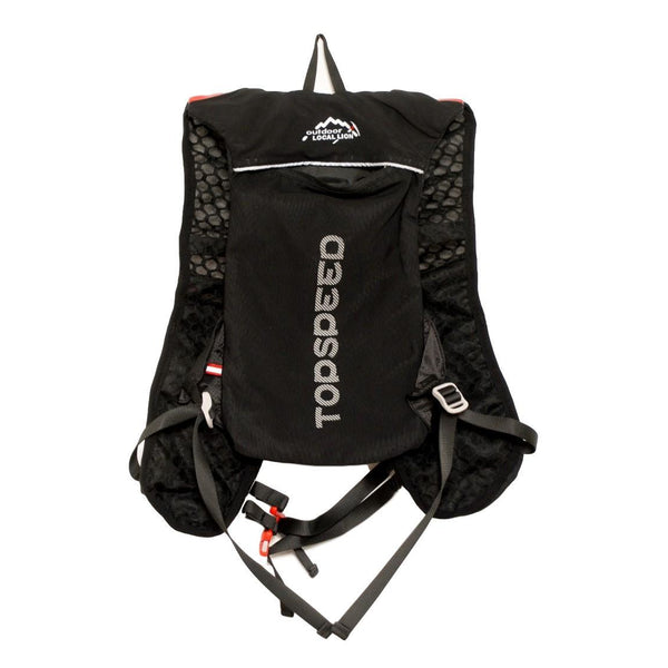 Hydration Backpack Bag - Black