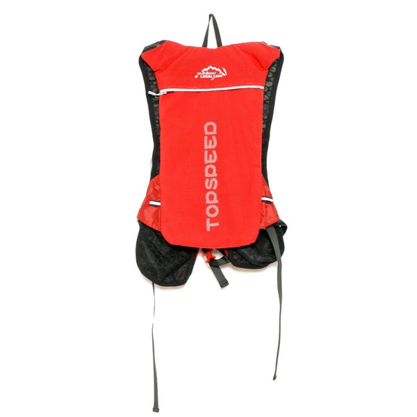 Hydration Backpack Bag - Red