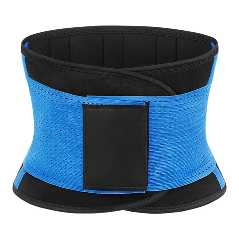 Waist Support Belt - Blue