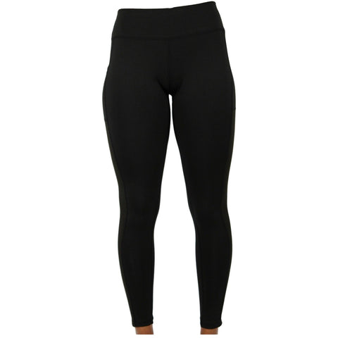 Women Running Tights - Black