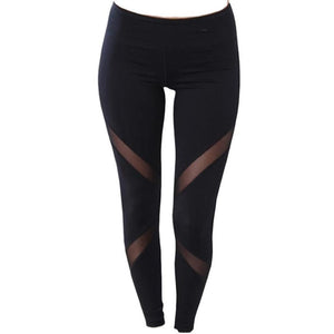 Women Sports Leggings - Black