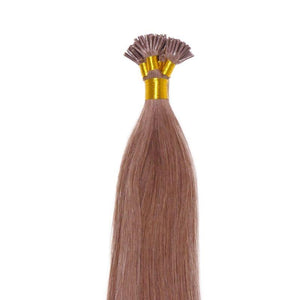Chestnut Brown I-Tip