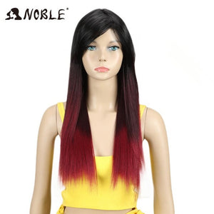 22 Inch 3 Color Long Straight Wigs