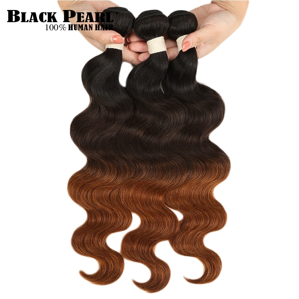 Human Hair Bundles - Brazilian Hair
