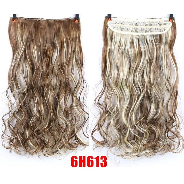 5 Clip In Hair Extension