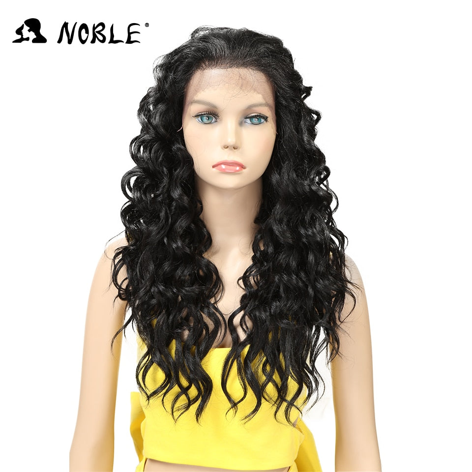 24 Inch Long Curly Synthetic Wigs