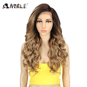 22 Inch  Long Wavy Synthetic Wig