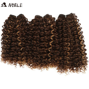 \3pcs/lot 16-20Inch For Black Women Kinky Curly Bundles