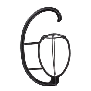 portable Hanging Wig Stand Plastic DIY Hats Hanger Por Detachable Display Dryer Holder Tool For Long & Short Wigs Cap