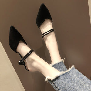 Daisy Pointed Stiletto