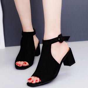 Tzuyu Open Toe Sandals