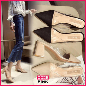 Agnes Pointed Toe High Heels