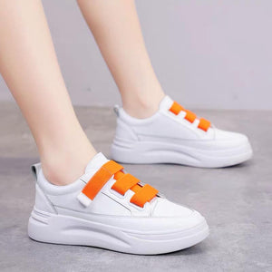 Wilma Leather Sport Shoes