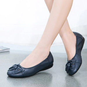 Chloe Knot-tie Casual Shoes