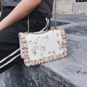 Millicent Pearl Square Bag (PROMO 50% OFF!)