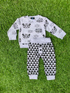 Bowtism Boho Sweat Pants Set