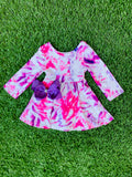Bowtism Princess Twirl Dress with Matching Bow