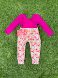 Bowtism Exclusive Kate Romper with Matching Bow