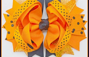 Bowtism Classic Fall Bow