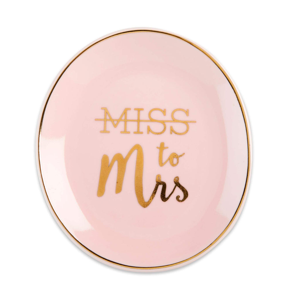 Bride to be ring dish