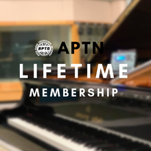 Load image into Gallery viewer, APTN Lifetime Membership