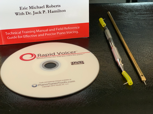 Rapid Voicer 1+2 Tool with Book/DVD Training