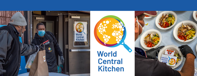 Shop BuzzFeed Gives Back In Honor Of Tasty's 5th Birthday: World Central Kitchen