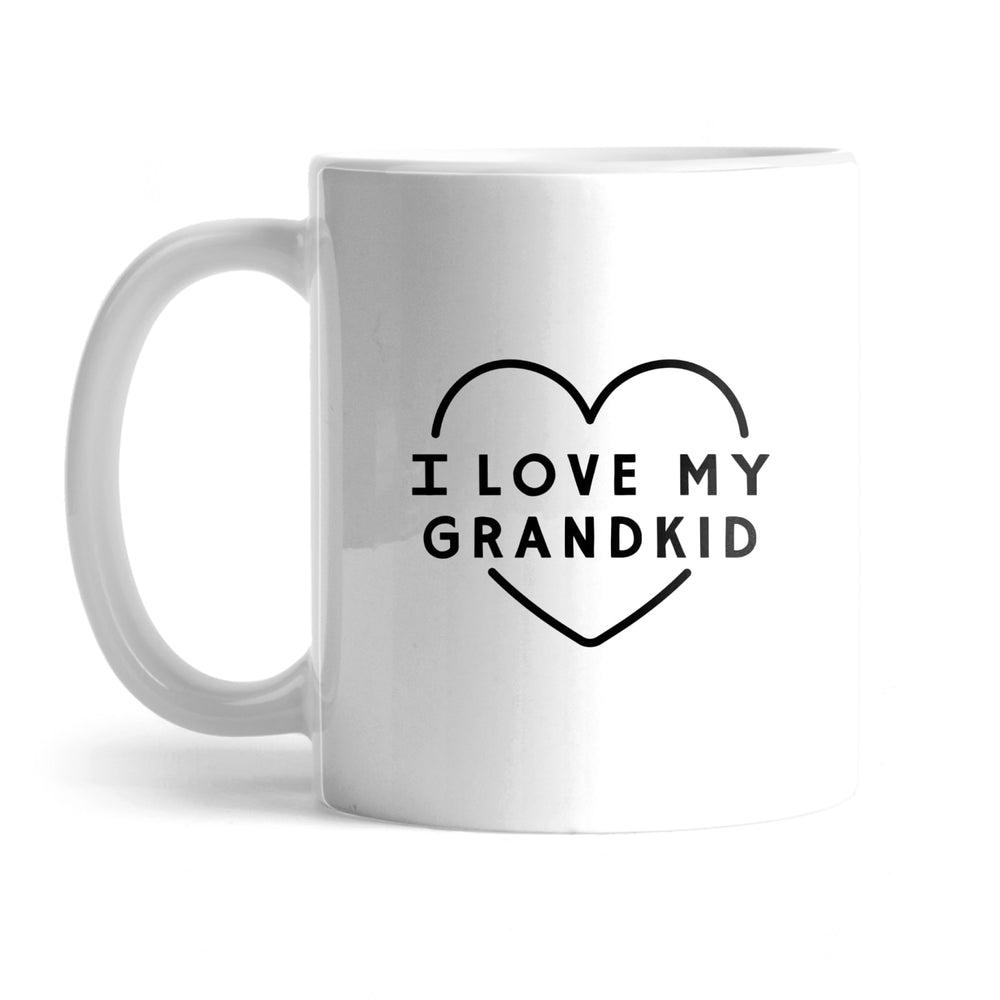 BuzzFeed I Love My Grandkid Grandparents Day Mug