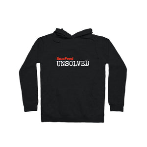 BuzzFeed Unsolved Logo Pullover Hoodie