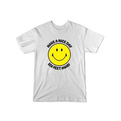 BuzzFeed Have A Nice Day Six Feet Away T-Shirt