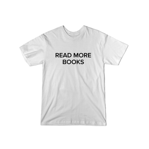 BuzzFeed Read More Books Book Day T-Shirt