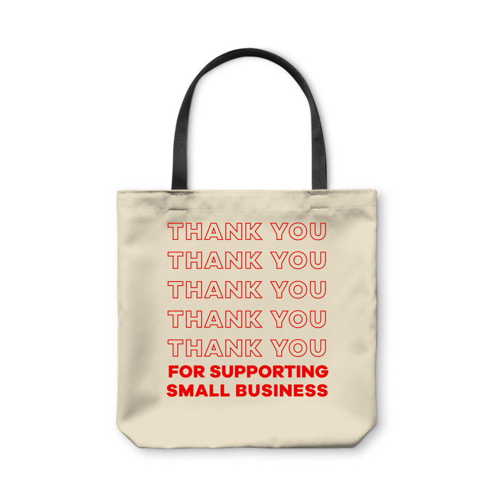 BuzzFeed Support Small Business Tote Bag