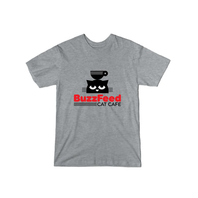 BuzzFeed Cat Cafe Cat Day T-Shirt