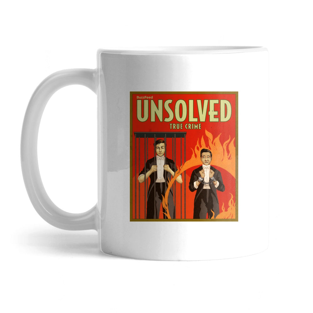 BuzzFeed Unsolved True Crime Season 7 Mug