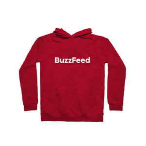 BuzzFeed Logo Pullover Hoodie