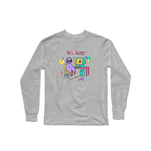 The Land of Boggs 90s Kid Long Sleeve Shirt