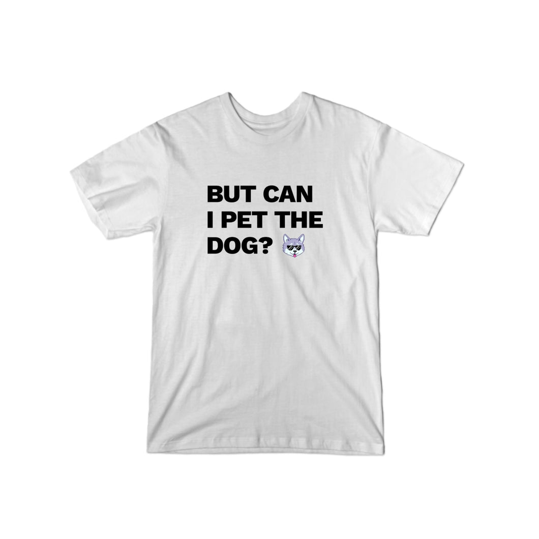 Multiplayer By BuzzFeed Can I Pet The Dog T-Shirt