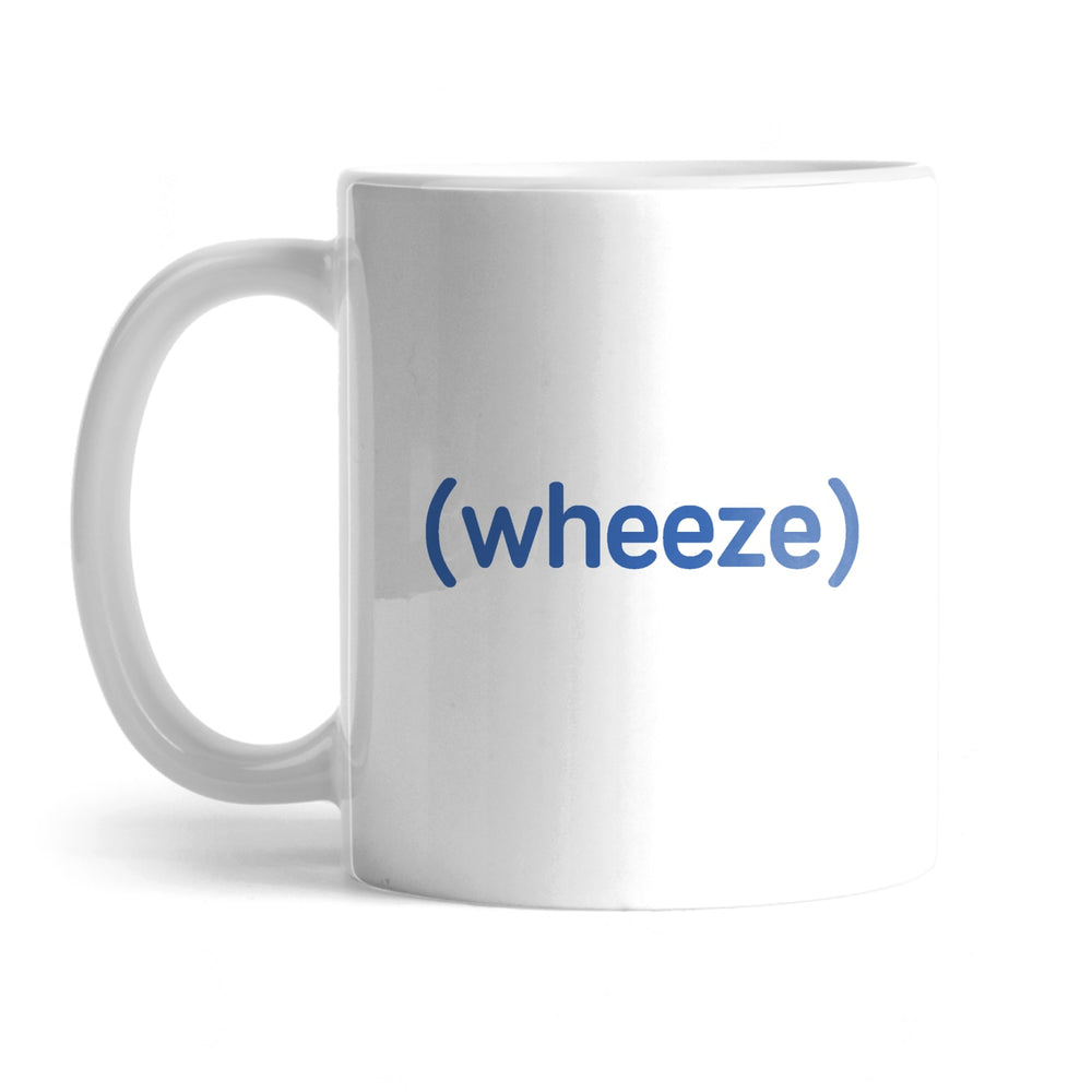 BuzzFeed Unsolved (wheeze) Mug