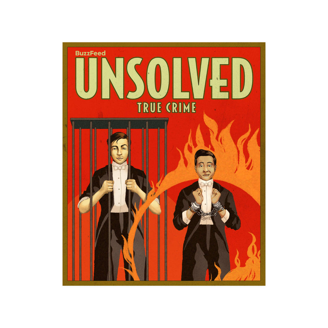 BuzzFeed Unsolved True Crime Season 7 Poster