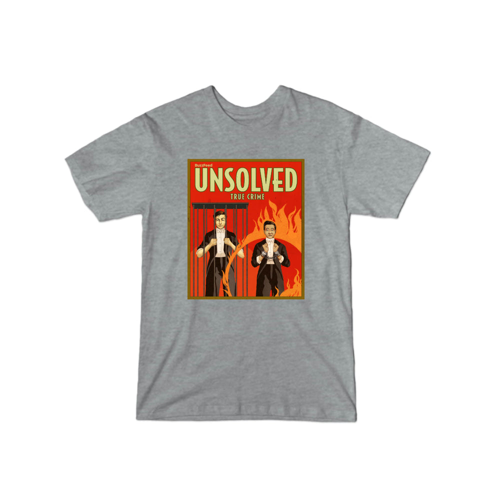 BuzzFeed Unsolved True Crime Season 7 T-Shirt