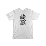 BuzzFeed New Year's Eve Nap Shirt T-Shirt