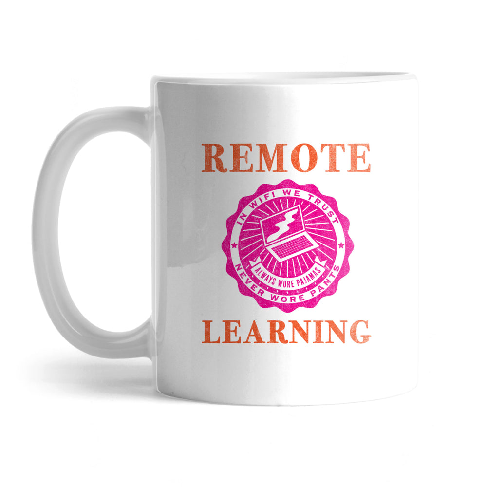 BuzzFeed Remote Learning Mug