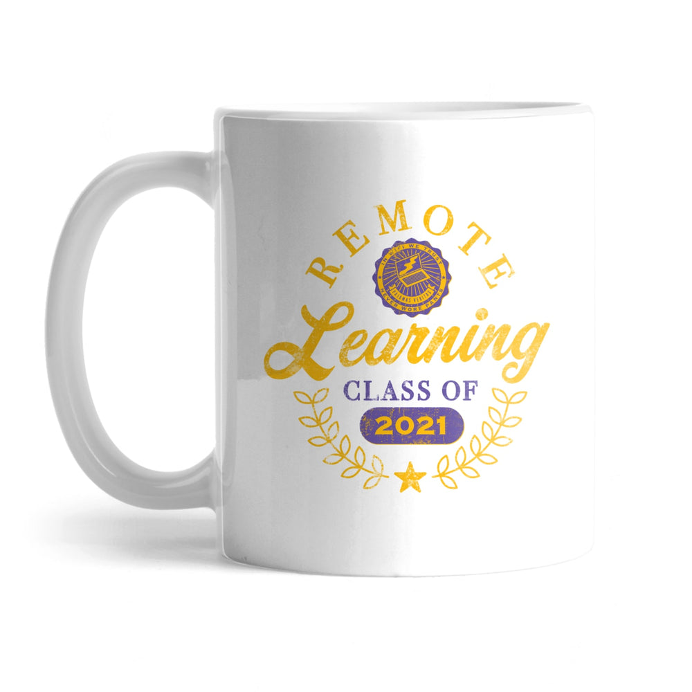 BuzzFeed Remote Learning Class of 2021 Mug
