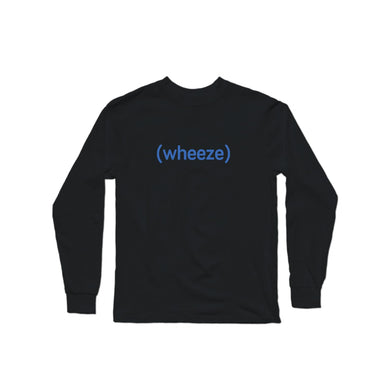 BuzzFeed Unsolved (wheeze) Long Sleeve Shirt